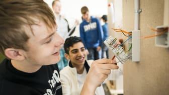 Nye fagretninger på grundforløb 1 giver elever bedre mulighed for at følge deres interesser