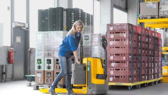Jungheinrich erbjuder nu fem års garanti på sina egenproducerade litiumbatterier.