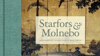 Kulturhistoriskt praktverk, Starfors & Molnebo, skildrar med kraft och värme 400 år av uppländsk bruksmiljö