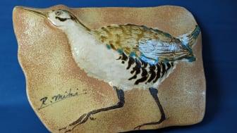 Inbjudan till vernissage: Fågel, Fisk & Människa - keramiska verk av Ryozo Miki
