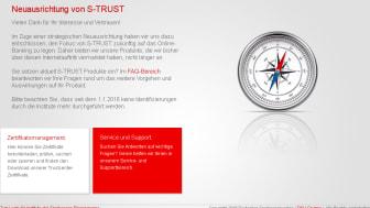 Bildquelle: Meldung auf s-trust.de