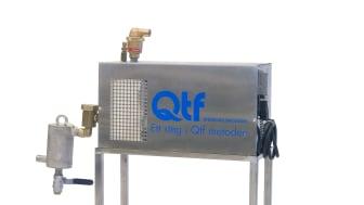 QTF underhållsavgasare med magnetitfilter