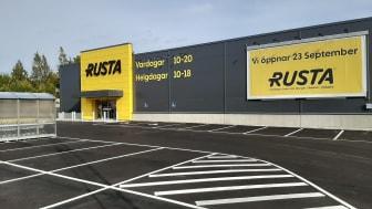 Rusta i Söderhamn