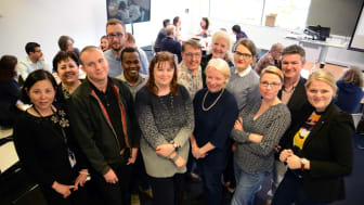 "International researchers and employers ""throw around"" business ideas in sandpit event at Northumbria University"