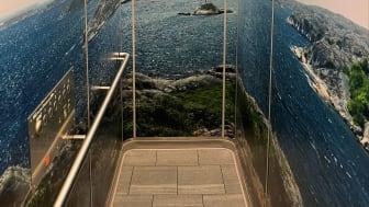 """Ta matkassen till havet - en """"hissnande"""" resa med Botkyrkabyggen"""