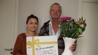 Jan-Erik från Göteborg är Miljonlotteriets nya jackpottvinnare
