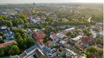 Biblioteken i Lunds kommun anpassar verksamheten efter nya restriktioner