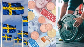De svenska konsumenterna vill helst ha mat som är svenskproducerad, premium och hälsosam