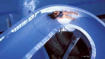 Två tips för att undvika olyckan i vattenrutschbanan
