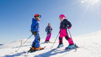 Populært med vinterferie på fjellet