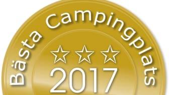 Byske Havsbad har fått utmärkelsen Stora barnsemesterpriset 2017 i kategorin Bästa campingplats för barnfamiljer i Sverige.