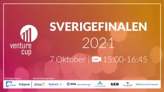Välkommen till Sverigefinalen 2021