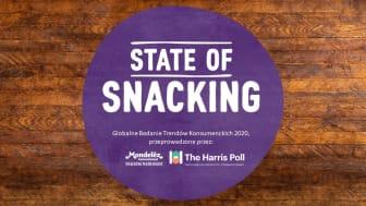 Jak pandemia wpłynęła na spożycie przekąsek? -  Mondelēz International publikuje drugi  raport State of Snacking™ nt. globalnych trendów