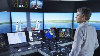 The simulator upgrade at the University College of Southeast Norway will support a wider course offering and new R&D projects