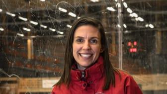 Jessica Korber2, kälkhockeychef IPC