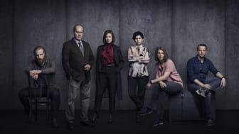 Hele Beck-gruppen er tilbage i fire nye Beck-film