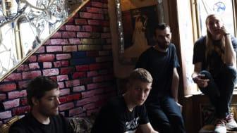 When Saints Go Machine annoncerer koncerter i Aarhus og København
