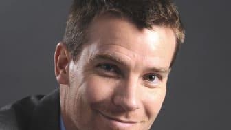 Schneider Electric välkomnar Charly Lupart som ny affärsområdeschef för Digital Energy