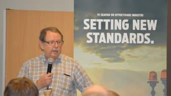Lennart Strandberg, ProjektHydraulik Sverige AB