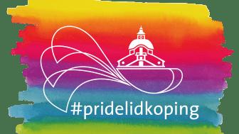 Årets Pride i Lidköping blir även digital