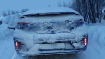 Vi har vintertestet Hyundai IONIQ