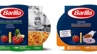 Barilla lanserar färdigrätter – Ta del av det italienska köket, utan spis och kylskåp