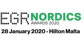EGR Nordics Awards 2020 logo