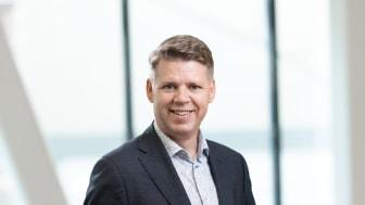 Mikael Nordlander, utvecklingschef för Vattenfalls industrisamarbeten