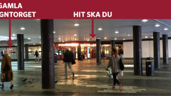 Entré Kulturhuset Sergelarkaden