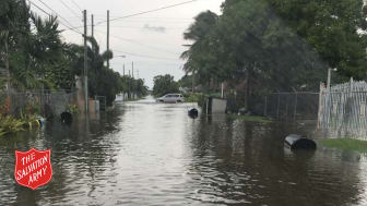The Salvation Army in Bahamas and South-Eastern USA Responds as Hurricane Dorian Hits
