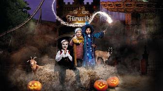 Rekordstort intresse för Halloween på Furuvik