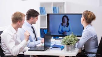 Den krypterade och autentiserade videomöteslösningen Vidicue följer alla data- och integritetsregler för känslig information