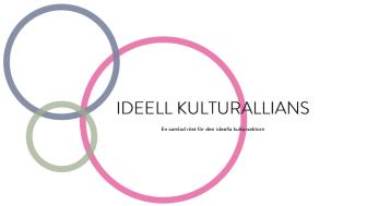 Ideell kulturallians utlyser krisstöd till lokalt kulturliv