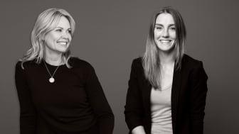 Petra Wallin och Johanna Eriksson öppnar MOHV i Örgryte.