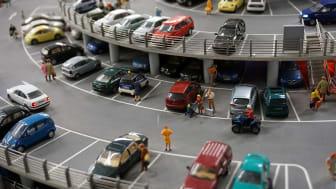 Arbetsplatsparkering viktigt verktyg för att påverka resvanor