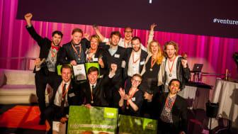 Pressinbjudan: Välkommen till Venture Cups Sverigefinal 2016