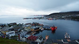 'Esvagt Aurora' in Hammerfest