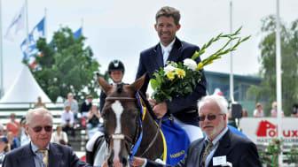 Bild 1 Falsterbo Horse Show söndag 3 juli 2011