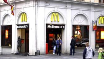 Nye SafeSpots: McDonalds