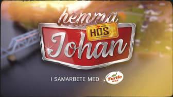 "Turtle Wax presenterar serien ""Hemma hos Johan"""