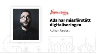 Ashkan Fardost - Föreläsare, debattör och investerare