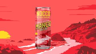 Årets sommarsmak: NOCCO Mango Del Sol