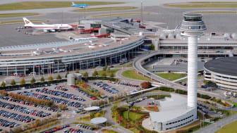 Välkommen till en spännande dag på Stockholm Arlanda Airport den 2 april