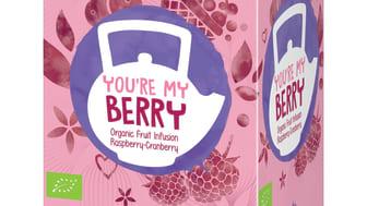 Teekanne You're My Berry luomu tuotekuva.jpg
