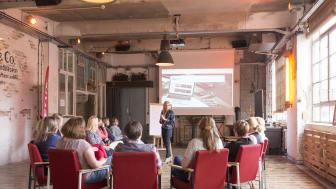 """Workshop """"Ihre Website als Aushängeschild"""" von und mir Christina Diehl"""
