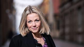 Göteborgs Stads äldreombudsman Helena Bjurbäck stärker äldres röst. Foto: Mathias Bergeld, Bildbyrån