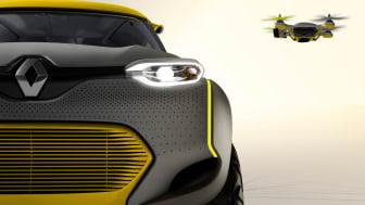 Renault lanserar ny högteknologisk konceptbil – KWID CONCEPT