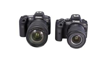 Canon EOS R5 och EOS R6