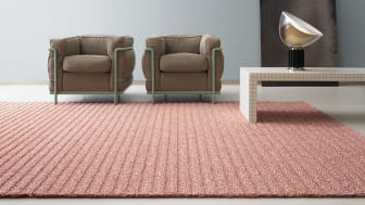 Kasthall's design studio turned to nature for inspiration for the new Field rug, now being launched in five colors.