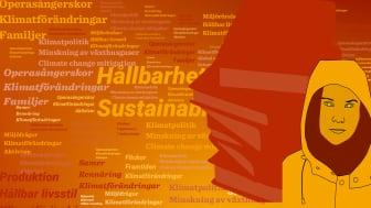 Nationalbibliografin i siffror: Klimatberättelser och operasångerskor